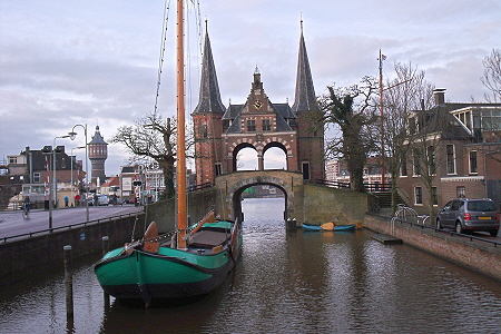 Sneeker Waterpoort, Holland